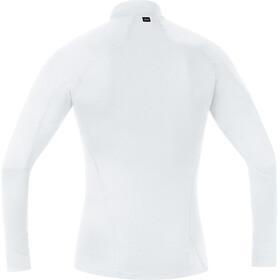 GORE WEAR Base Layer Camiseta Térmica Cuello Tortuga Hombre, white